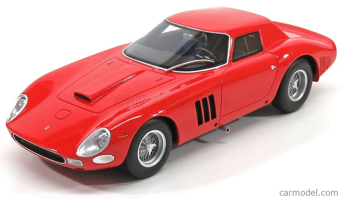 Cmr Cmr073 Scale 1 18 Ferrari 250 Gto Plain Body Version 1964 Red