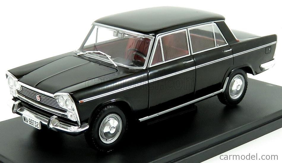 EDICOLA SALRMIT003 Масштаб 1/24  SEAT FIAT 1500 1971 BLACK