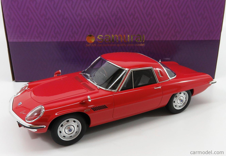 KYOSHO KSR12004R Scale 1/12  MAZDA COSMO SPORT 1967 RED