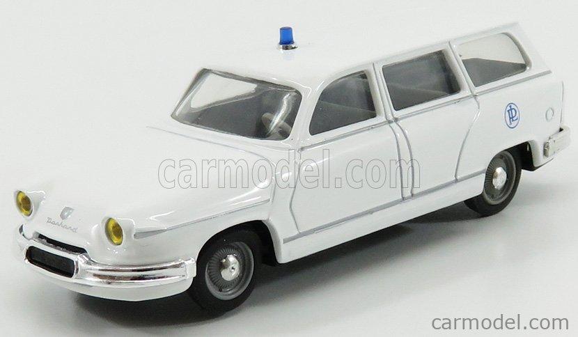 ELIGOR 101637 Masstab: 1/43  PANHARD PL17 BREAK AMBULANCE 1963 WHITE