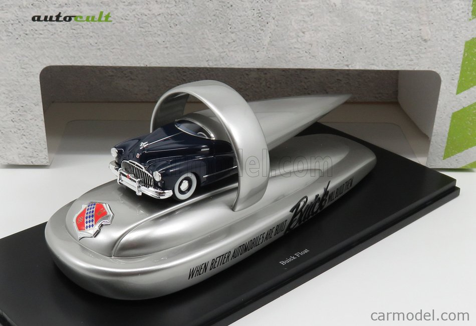 Autocult ATC11011 USA 1946  1//43 Buick Float