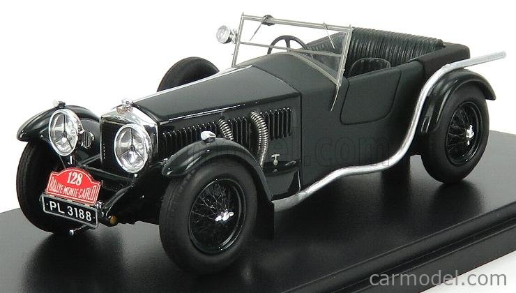 Invicta S-Type 4.5 #128 Winner Rally Montecarlo 1931 MATRIX 1:43 MXR40906-021