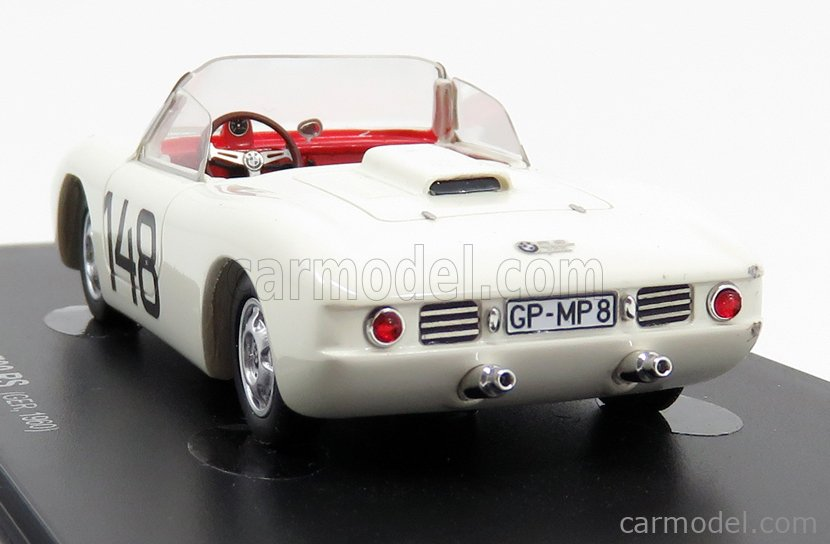 AVENUE43 ATC60033 Scale 1/43  BMW 700RS SPIDER N 148 GERMANY 1952 WHITE