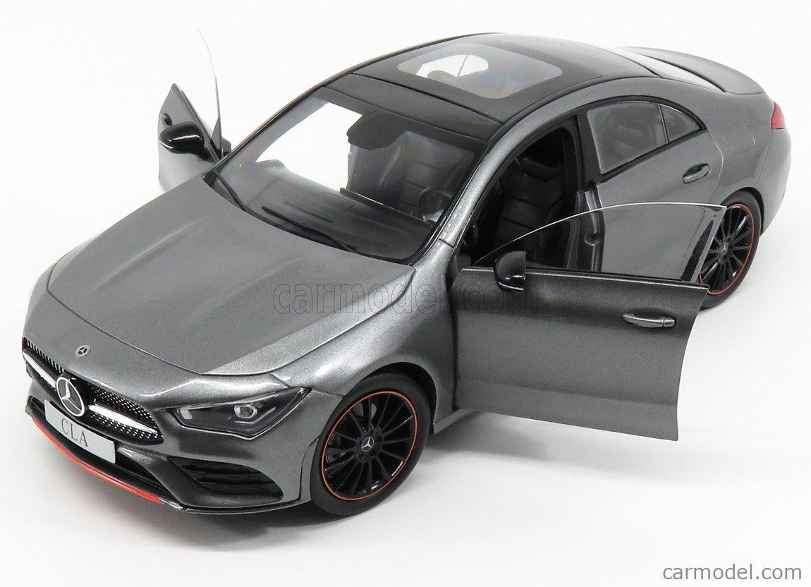 Mercedes Benz CLA C118 Mountaingrau AMG Line 1:18 Modellauto Z Models B66960472