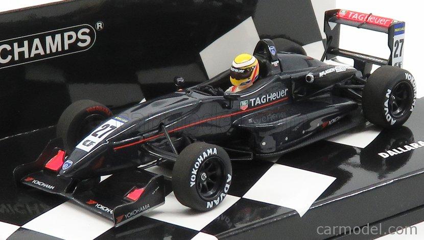 Minichamps Dallara F302 #35 Norisring-F3 euro 2004 Lewis Hamilton Escala 1//43