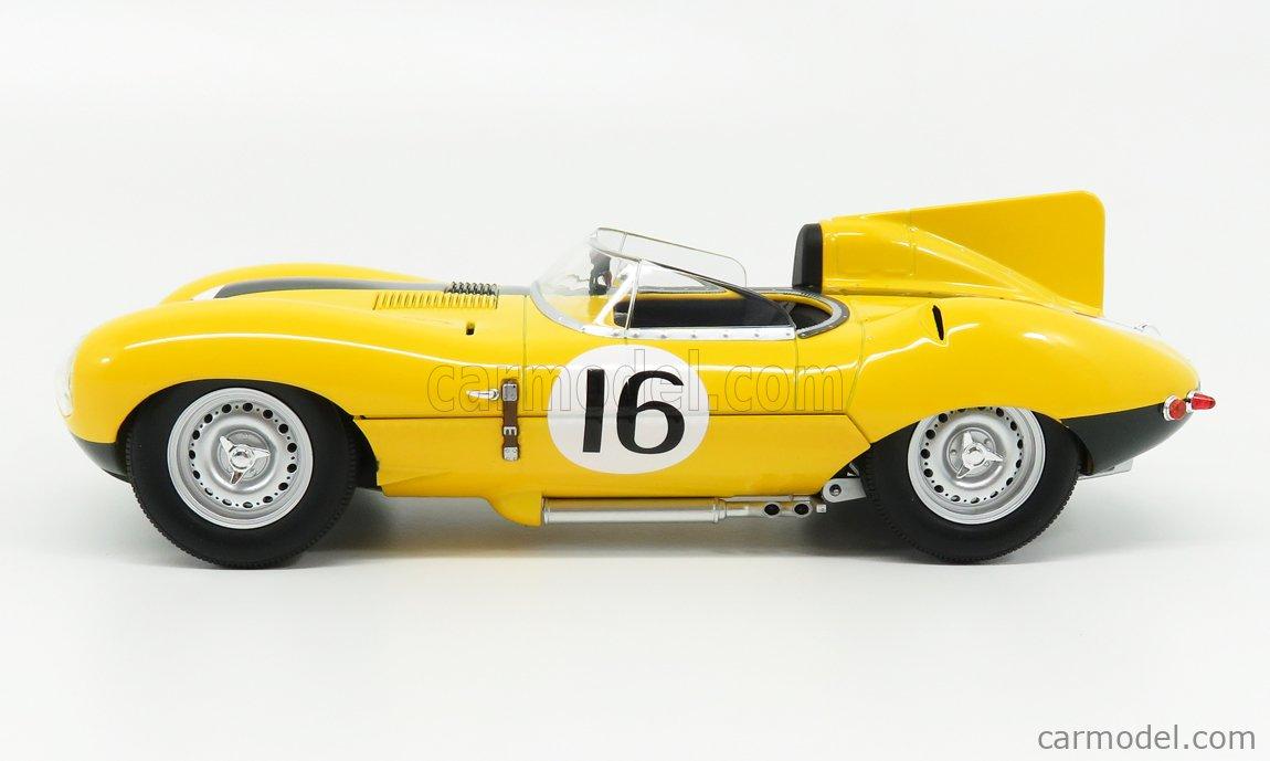 Rousselle 1:18 CMR Jaguar D-Type #16 4th 24h LeMans 1957 Frere