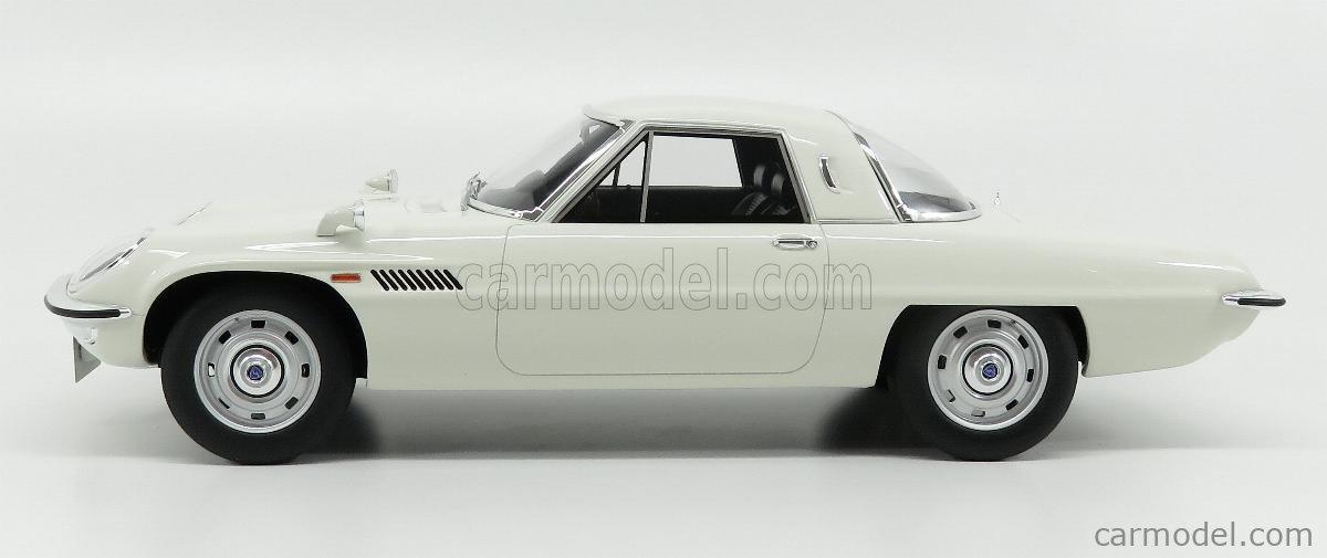KYOSHO KSR12004W Scale 1/12  MAZDA COSMO SPORT 1967 WHITE