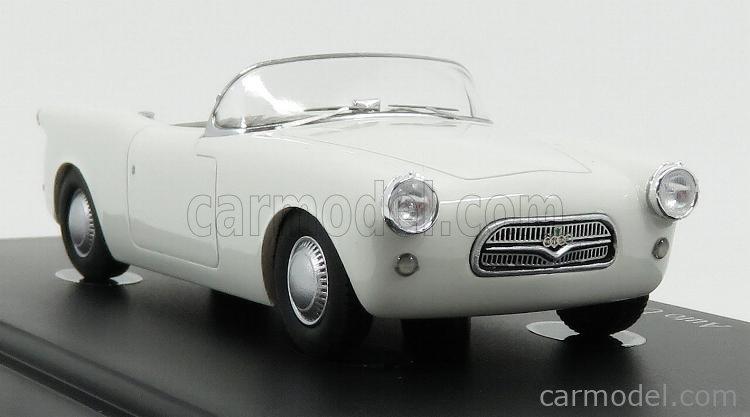AUTOCULT ATC02021 Masstab: 1/43  AUTO UNION DKW MICHAUX SPIDER BELGIUM 1954 WHITE