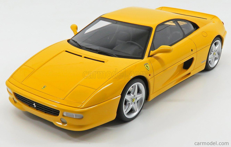 Gt Spirit Gts032 Kj032 Masstab 1 12 Ferrari F355 Berlinetta 1994 Yellow