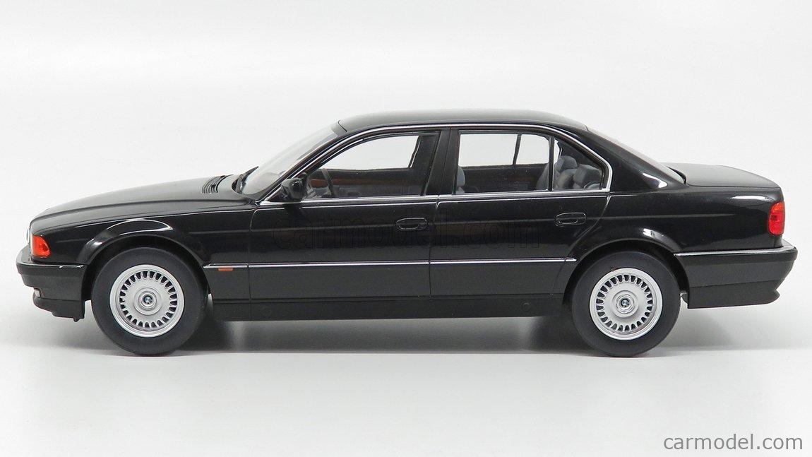 BMW 740i E38 series 1 KK Scale 180361 Black 1994 1:18