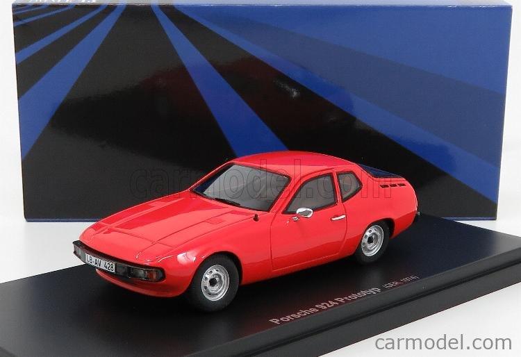 AVENUE43 ATC60040 Scale 1/43  PORSCHE 924 PROTOTYPE GERMANY 1977 RED