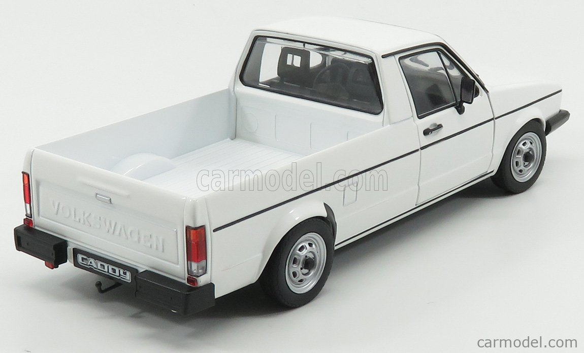 VOLKSWAGEN CADDY PICK-UP MKI 1982 1803501 1//18 SOLIDO