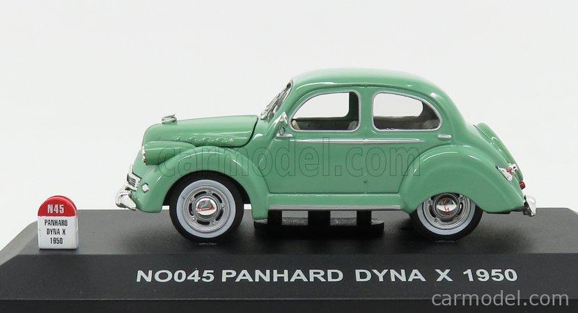 NOSTALGIE NO045 Masstab: 1/43  PANHARD DYNA X 1950 LIGHT GREEN