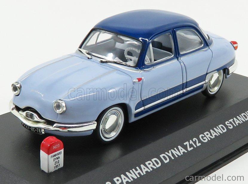 NOSTALGIE NO023C Masstab: 1/43  PANHARD DYNA Z12 GRAND STANDING 1957 2 TONE BLUE