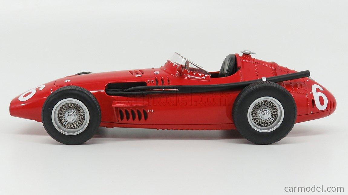 CMR CMR182 Masstab: 1/18  MASERATI F1  250F N 6 2nd ARGENTINA GP 1957 JEAN BEHRA RED