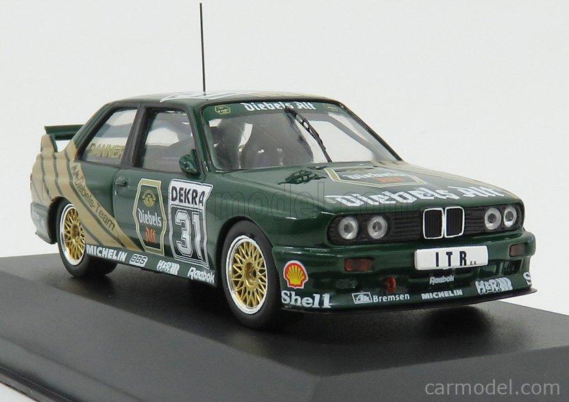 CMR CMR43035 Masstab: 1/43  BMW 3-SERIES M3 (E30) DEKRA N 31 DTM SEASON 1991 C.DANNER GREEN GOLD