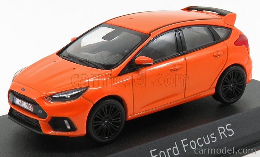 Ford Focus RS 2018 Orange metallic NOREV Echelle 1//43 NEWS NO 270566