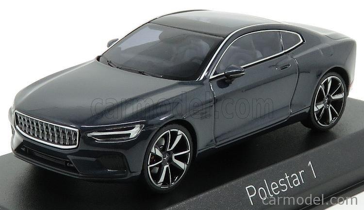 Volvo Polestar I Hybrid 2020 Space Black NOREV 1:43 NV871002