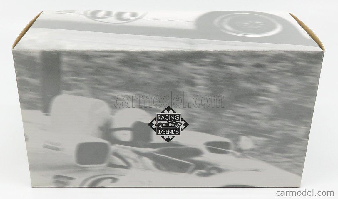 EXOTO EXO18160 Scale 1/18  CHAPARRAL 2E PROTOTYPE N 0 CAN-AM 1966 WHITE