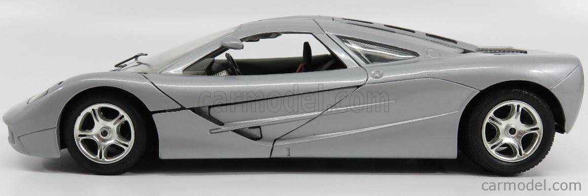 GUILOY 67504 Masstab: 1/18  McLAREN  F-1 GT 1994 SILVER