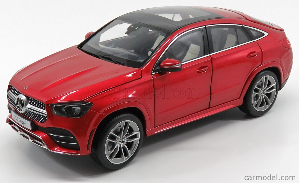 I Scale B66960822 Scale 1 18 Mercedes Benz Gle Class Gle Coupe C167 2020 Designo Hyacinth Red Met
