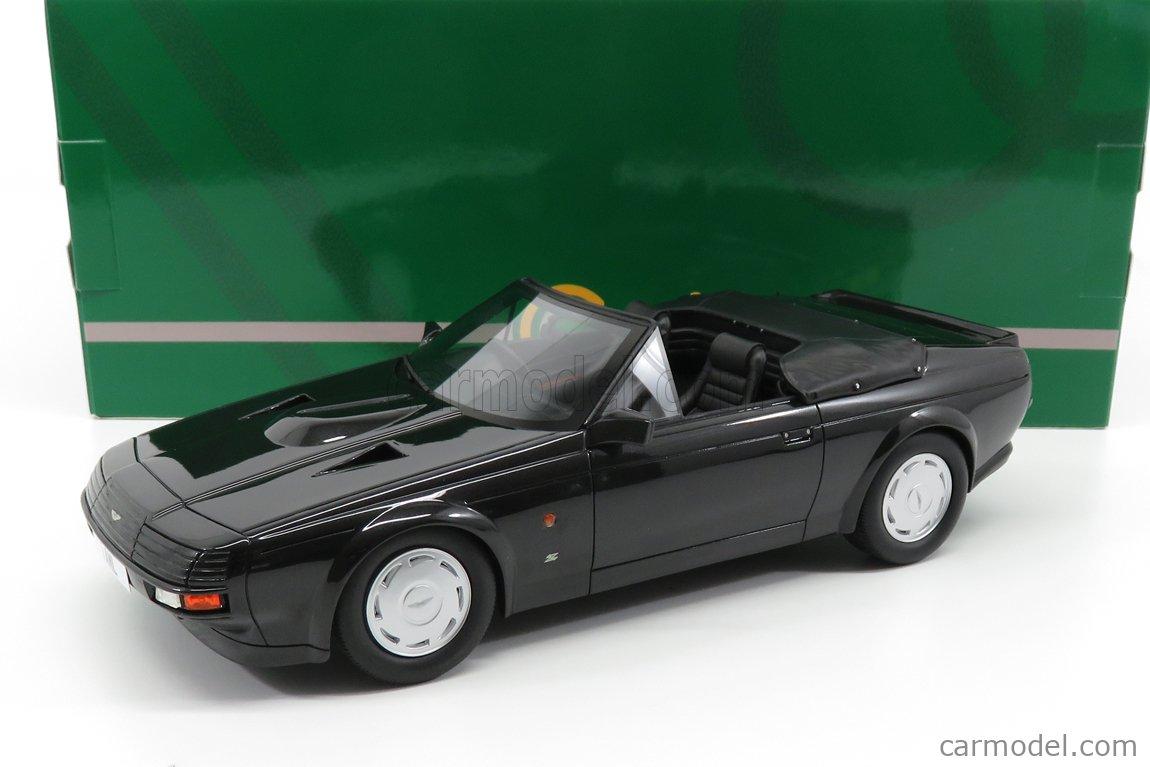 CULT-SCALE MODELS CML034-1 Масштаб 1/18  ASTON MARTIN ZAGATO SPIDER 1987 BLACK