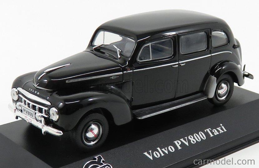 EDICOLA VOLC8506018 Scale 1/43  VOLVO PV800 TAXI 1938 BLACK