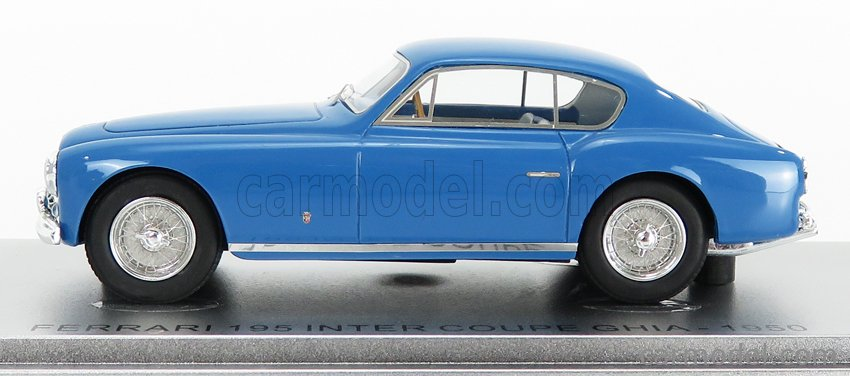KESS-MODEL KE43056022 Масштаб 1/43  FERRARI 195 INTER GHIA COUPE 1950 BLUE