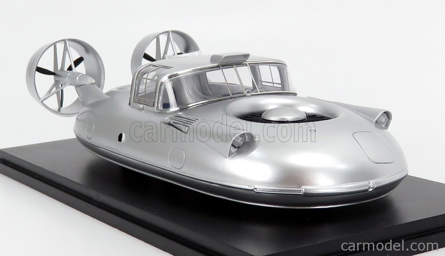 AUTOCULT ATC06039 Scale 1/43  GAZ 16A HOVERCRAFT RUSSIA 1962 SILVER