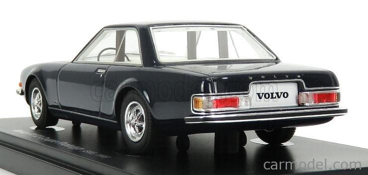 AVENUE43 ATC60007 Scale 1/43  VOLVO P172 COUPE PROTOTYPE 1966 BLACK