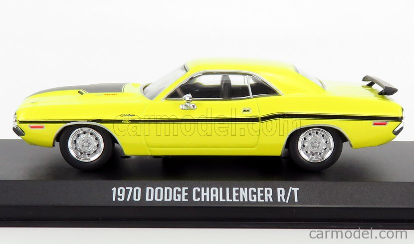 Greenlight 86579 NCIS 1970 Dodge Challenger R//T 1//43 Scale Diecast