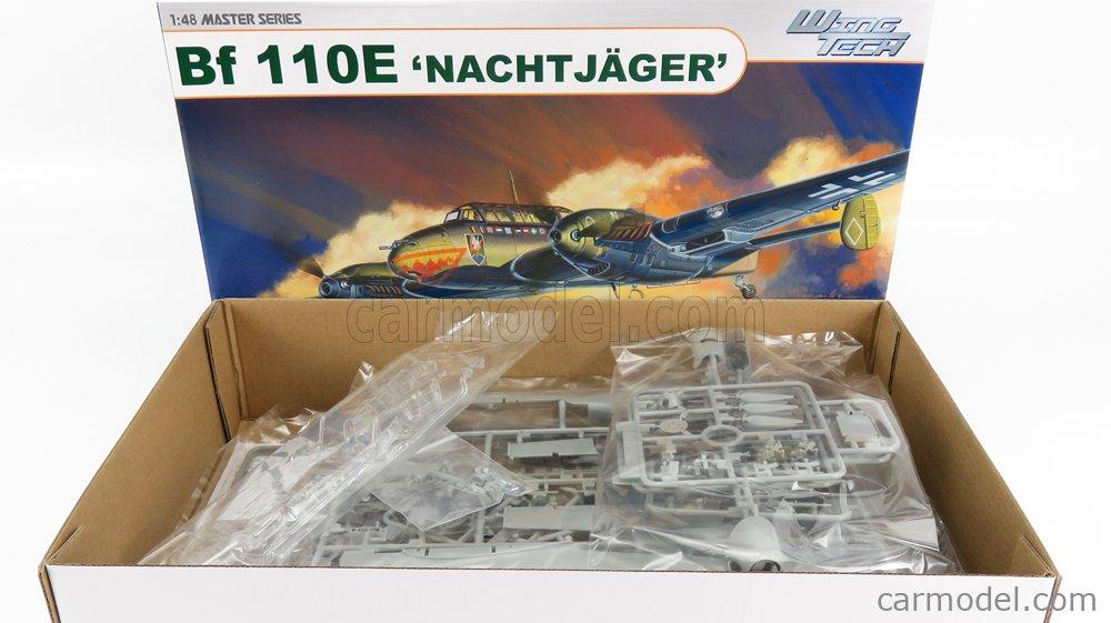 DRAGON ARMOR 5566 Echelle 1/48  MESSERSCHMITT BF 110E AIRPLANE 1936 MILITARY