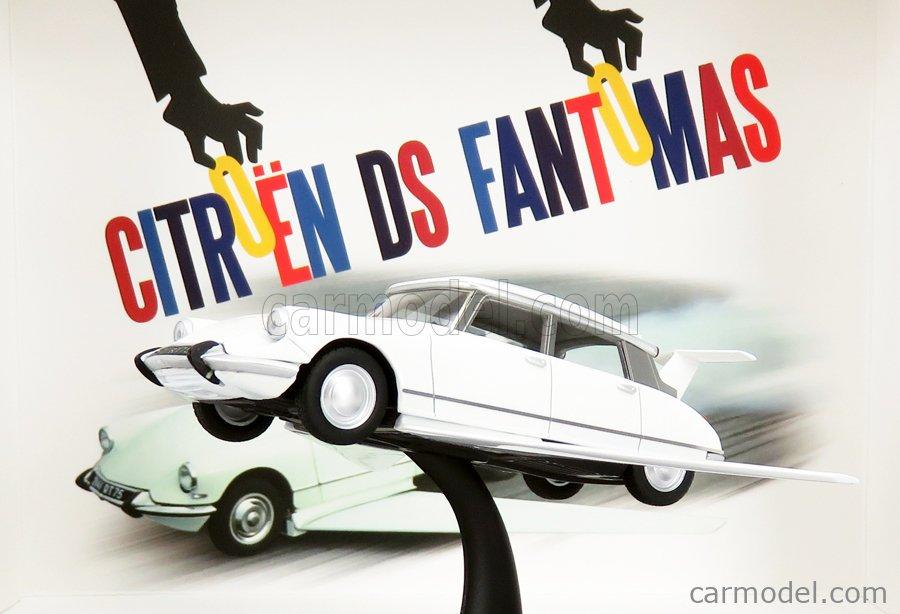 Citroen DS Volante Fantomas 1//43 PM0033 NOREV
