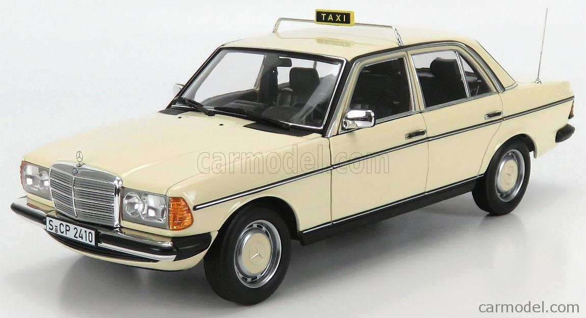W123 1982 Norev 1//18 Mercedes Benz E-Class 200Te Station Wagon T-Model