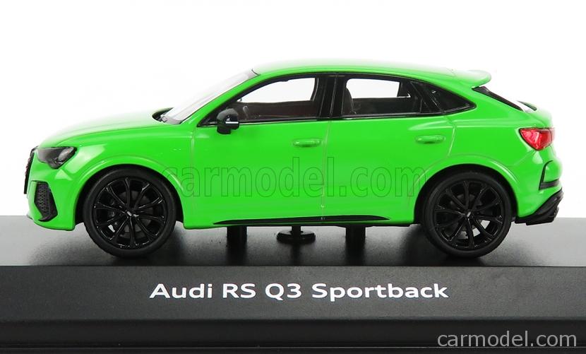 MINICHAMPS 5012013631 Scale 1/43  AUDI Q3 RS SPORTBACK 2020 KYALAMI GREEN