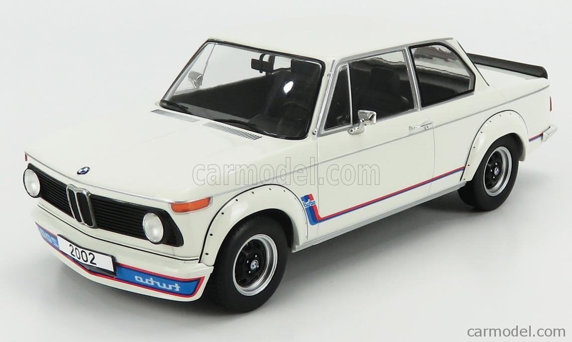 Mcg Mcg18148 Scale 1 18 Bmw 2002 Tii Turbo 1973 White