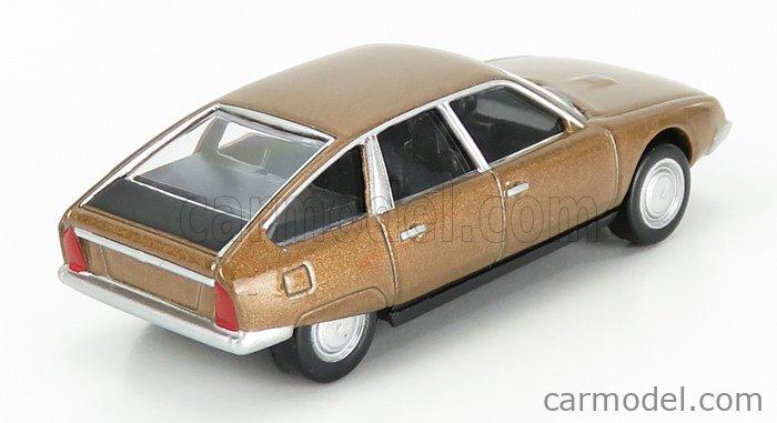 NOREV 319250-319251 Scale 1/64  CITROEN CX PALLAS 1974 GOLD MET