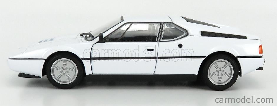 WELLY WE24098WH Масштаб 1/24  BMW M1 1987 WHITE