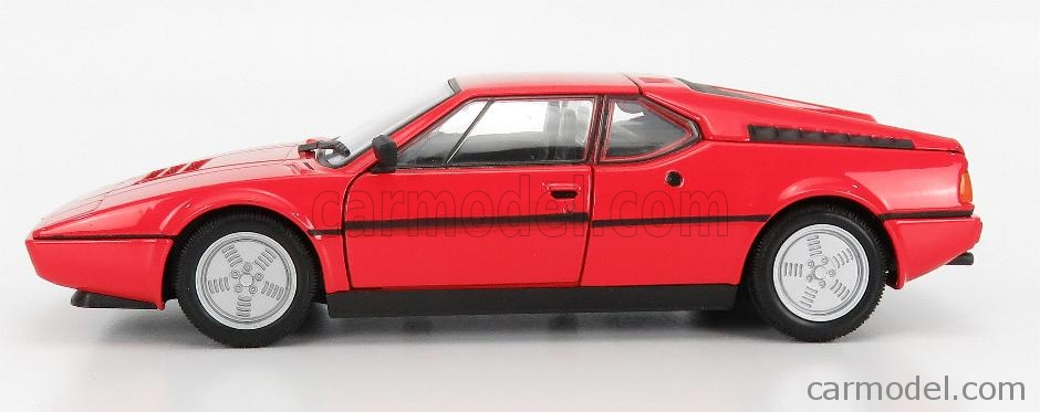 WELLY WE24098R Масштаб 1/24  BMW M1 1987 RED