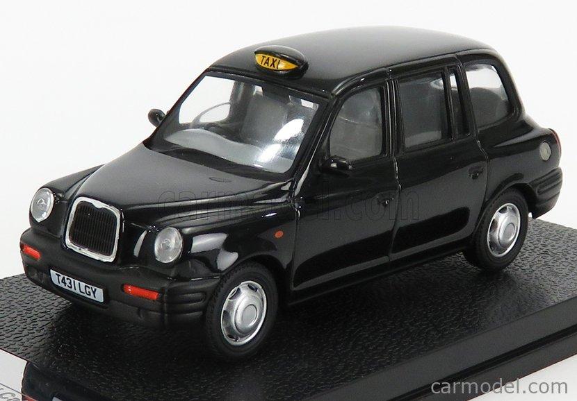 VITESSE 10206 Echelle 1/43  AUSTIN TX1 TAXI CAB LONDON 1998 BLACK