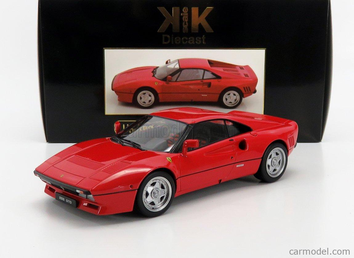 1984-180411R KK SCALE MODELS FERRARI 288 GTO 1//18 1//18