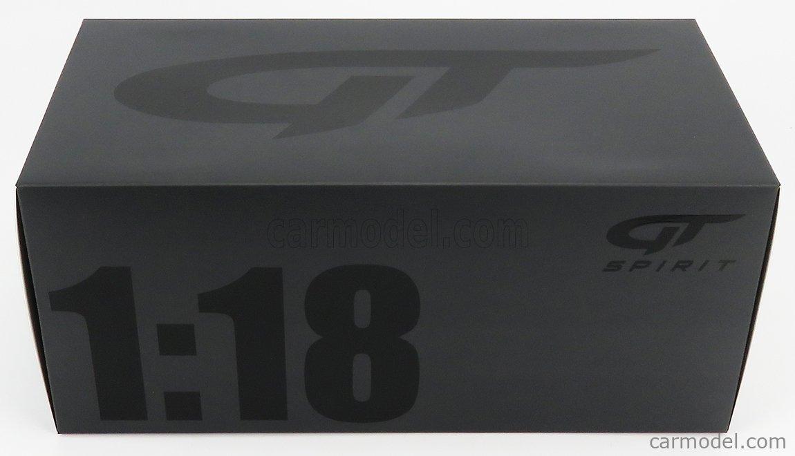 GT-SPIRIT GT300 Scale 1/18  NISSAN GT-R 50 BY ITALIAN DESIGN 2018 GREY MET COPPER