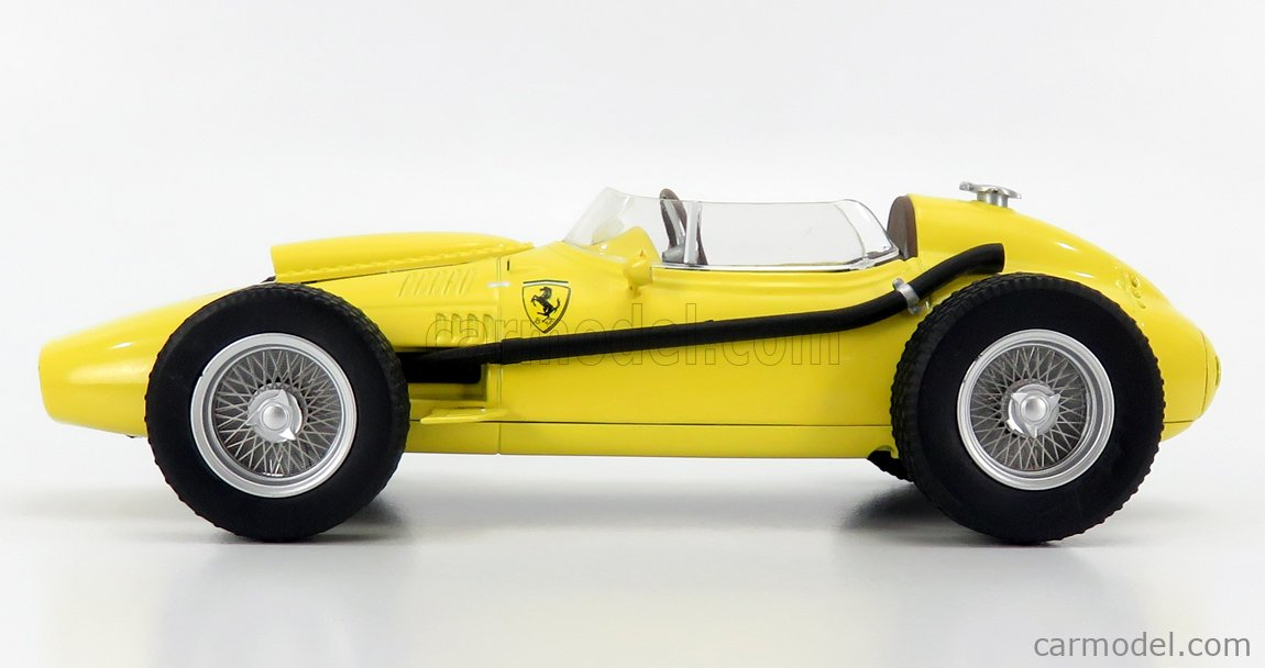 CMR CMR188 Scale 1/18  FERRARI F1  DINO 246 PLAIN BODY EDITION 1958 YELLOW