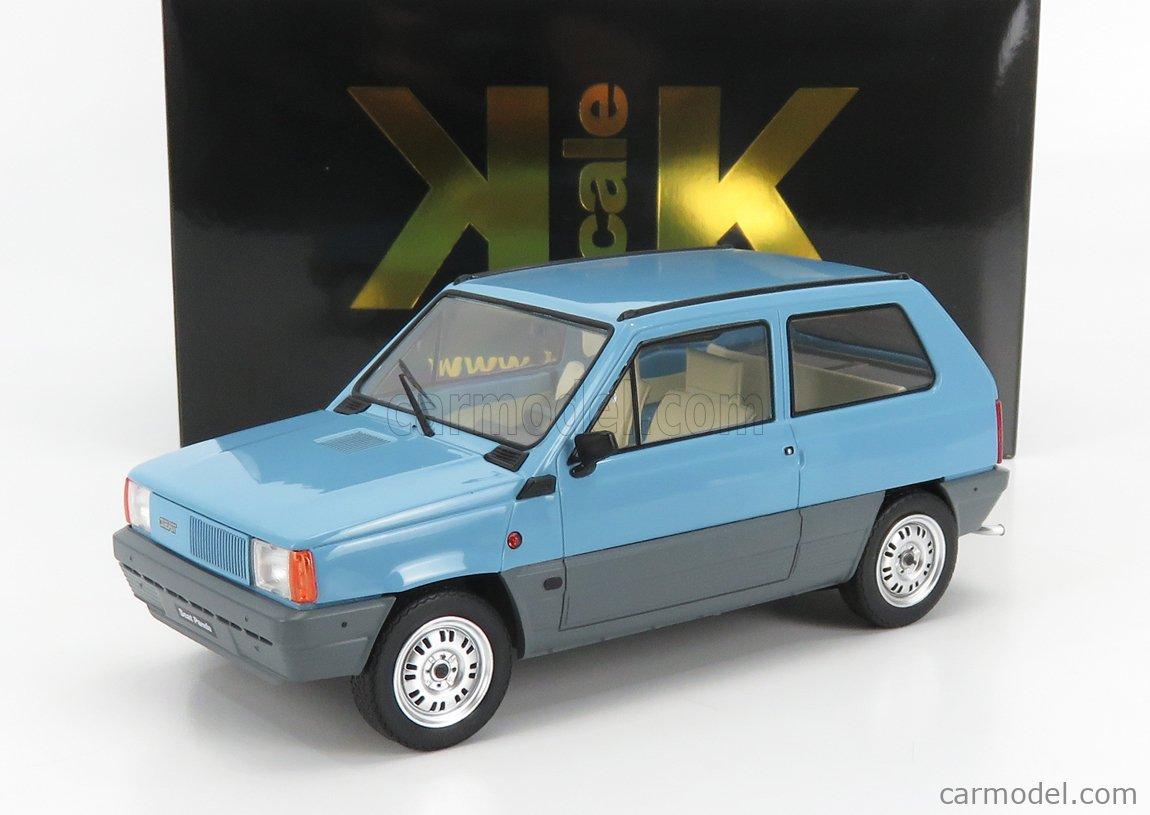 KK-SCALE KKDC180523 Masstab: 1/18  SEAT FIAT PANDA 35 1980 LIGHT BLUE