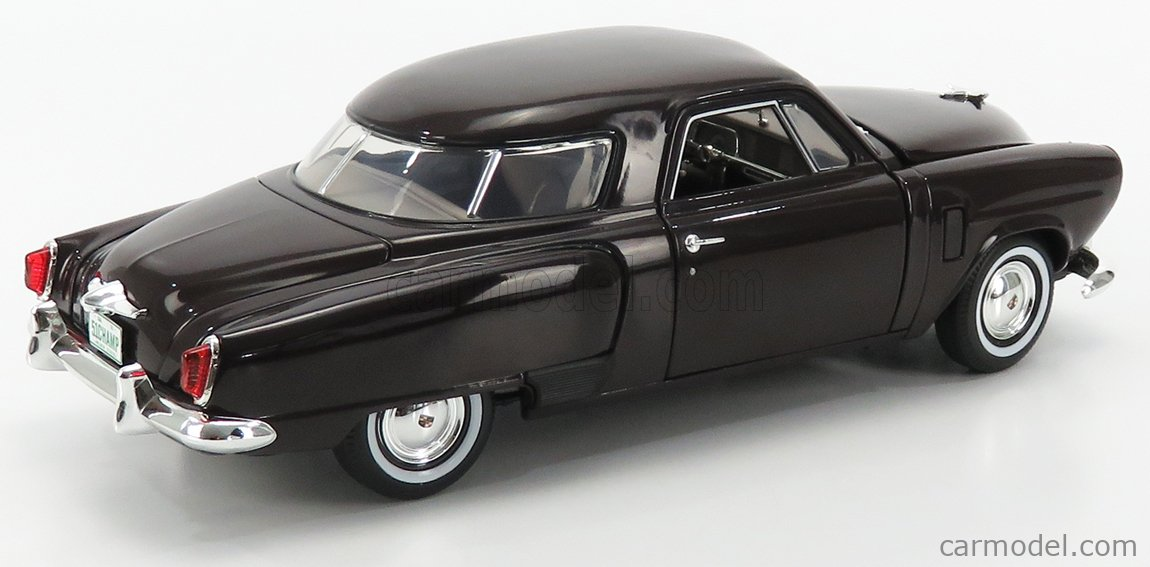 ACME-MODELS A1809201 Scale 1/18  STUDEBAKER CHAMPION 1951 BLUE
