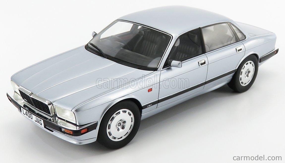 CULT-SCALE MODELS CML007-4 Scale 1/18  JAGUAR XJR XJ40 1990 SILVER