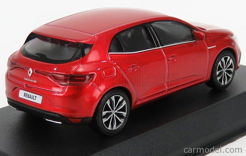 Renault Megane 2020 Flamme Red 1//43-517786 NOREV