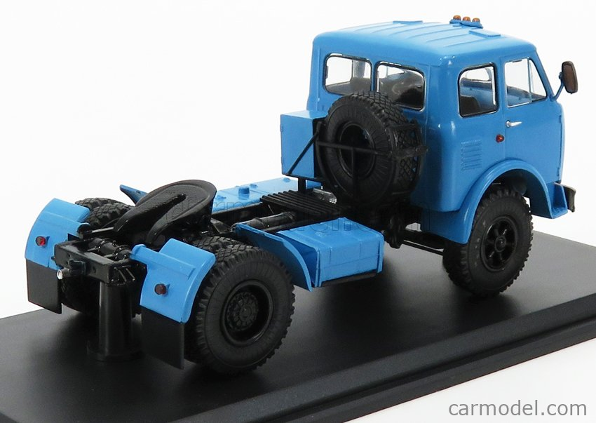START SCALE MODELS SSM1417 Masstab: 1/43  MAZ 504A TRACTOR TRUCK 2-ASSI 1958 LIGHT BLUE