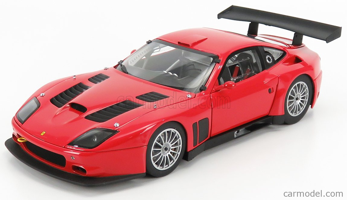KYOSHO 08391A Scale 1/18  FERRARI 575GTC 2004 RED