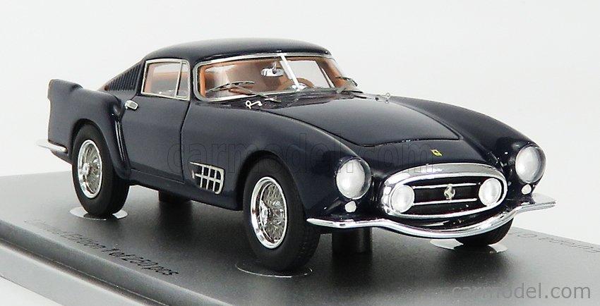 KESS-MODEL KE43056141 Scale 1/43  FERRARI 250 EUROPA GT BERLINETTA S2 TDF SPECIALE sn0393GT 1955 BLUE